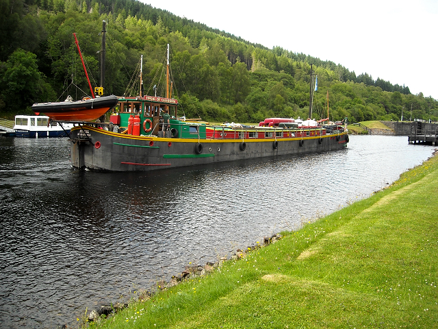 Traverse the Caledonia Canal, one of the great waterways of the world